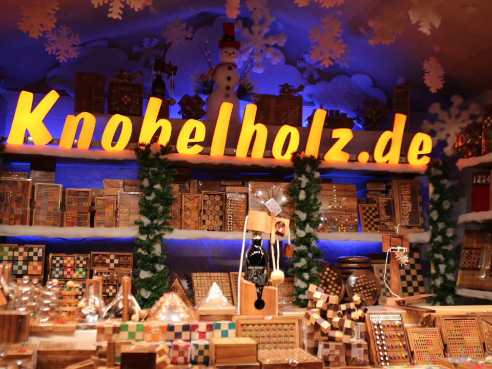 Knobelholz